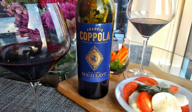 気軽なテーブルワインにぴったり★FRANCIS FORD COPPOLA :BLUE LABEL 84点