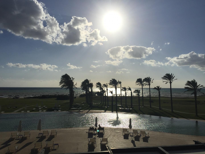地中海の青い楽園  ヴェルドゥーラ・リゾート(Verdura Resort) in シチリア