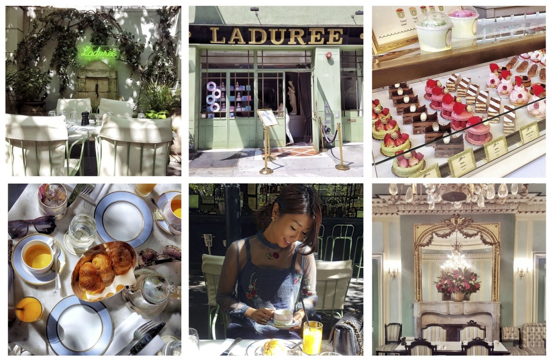 NYの素敵な場所| Ladurée SOHO