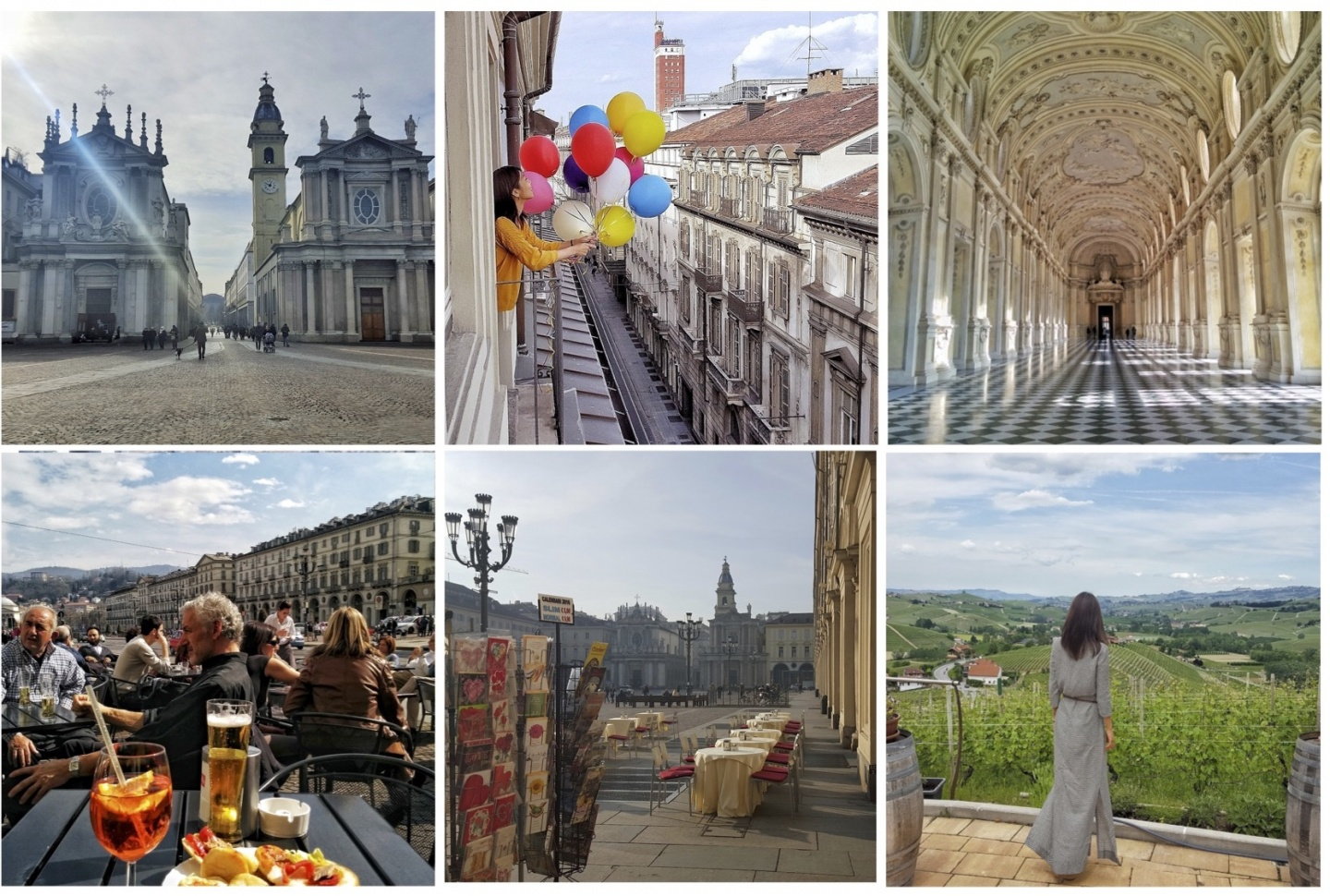 My favorite places in Turin|トリノ