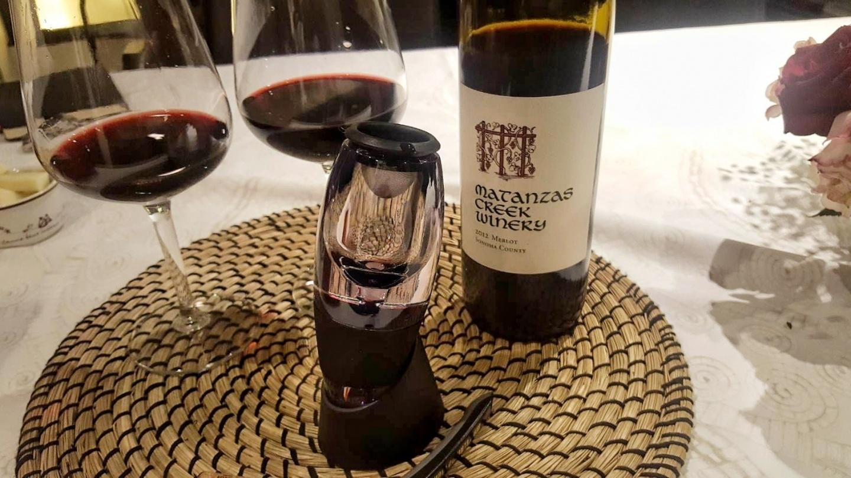 ワインをもっと美味しくする MAGIC DECANTER