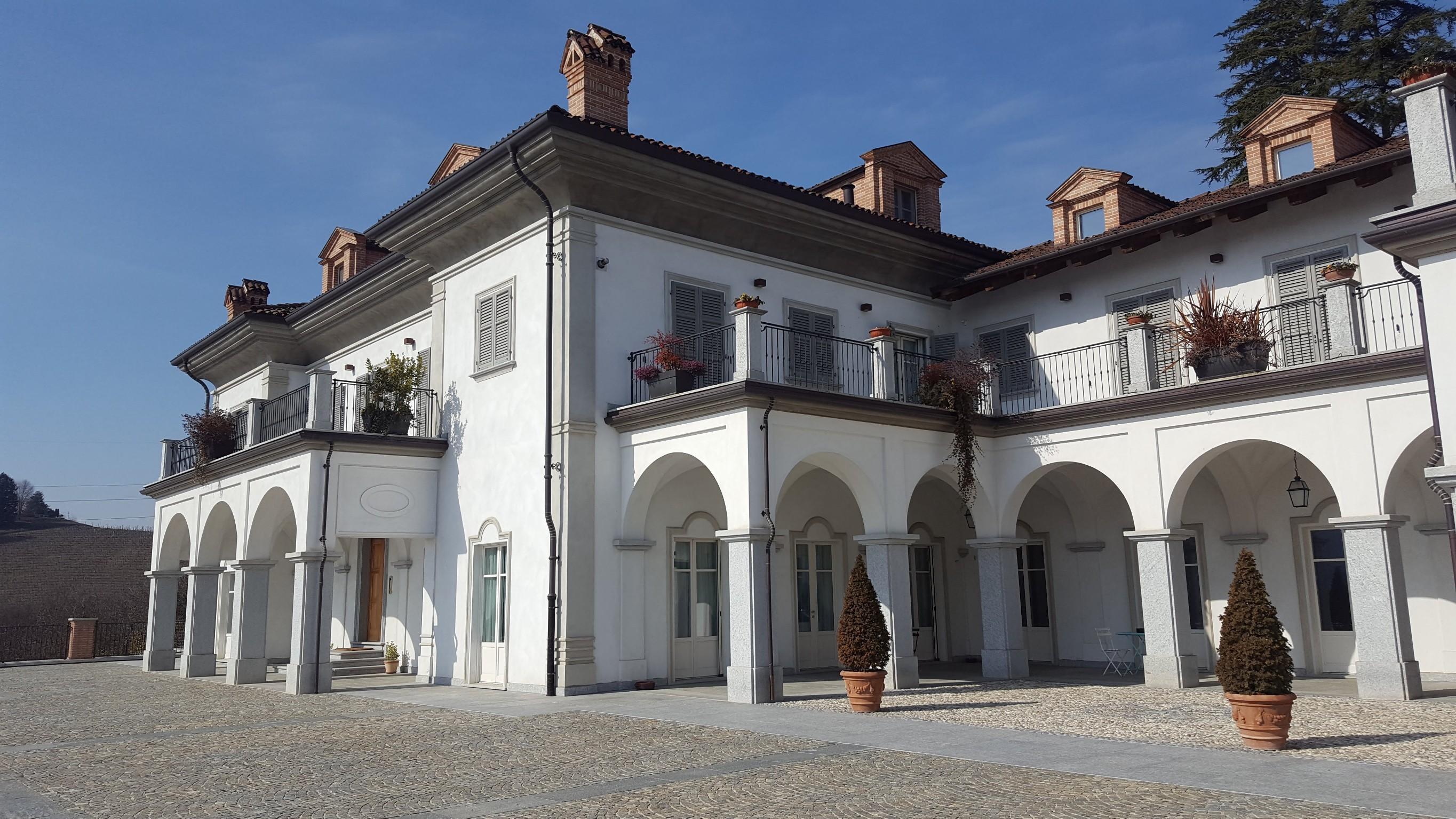 イタリア旅行 ワイナリー
