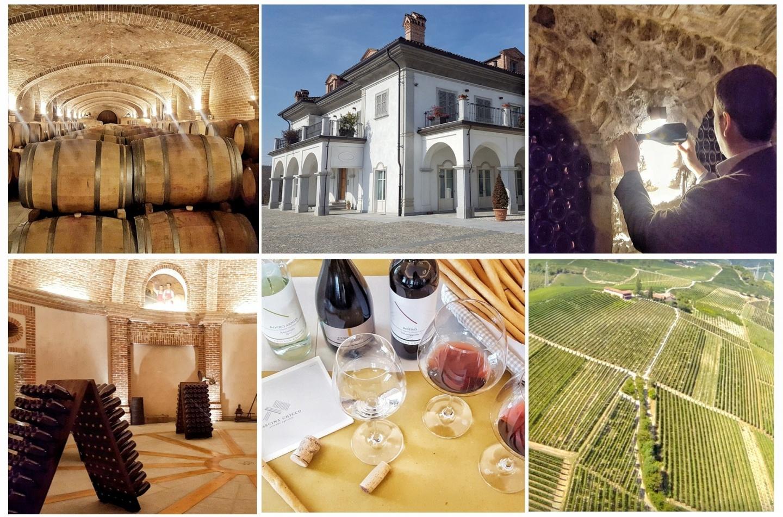 北イタリアのワイナリー巡り|「Cascina Chicco」カッシーナ・キッコ