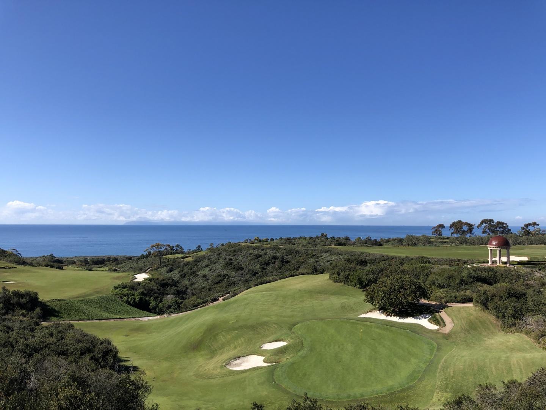 南カリフォルニアの太陽と海とワイン 極上のゴルフリゾートで過ごす大人の休日