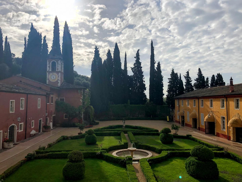 ロミオとジュリエットの街ヴェローナのワイン旅② イタリアンスタイルのワイナリー付ヴィラ ホテル ヴィラ ジオナ(Hotel Villa Giona)